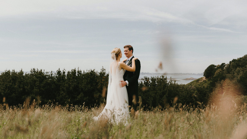 Beth and Tom - Guernsey Wedding