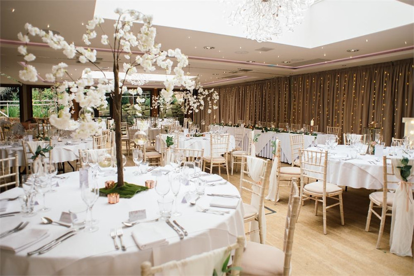 Moddershall Oaks Hotel Wedding Venues