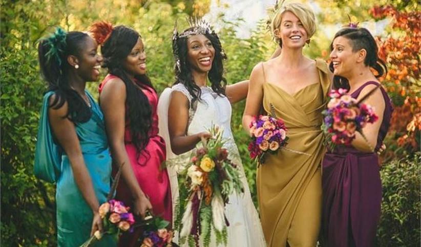 mismatched-bridesmaid-dresses-2