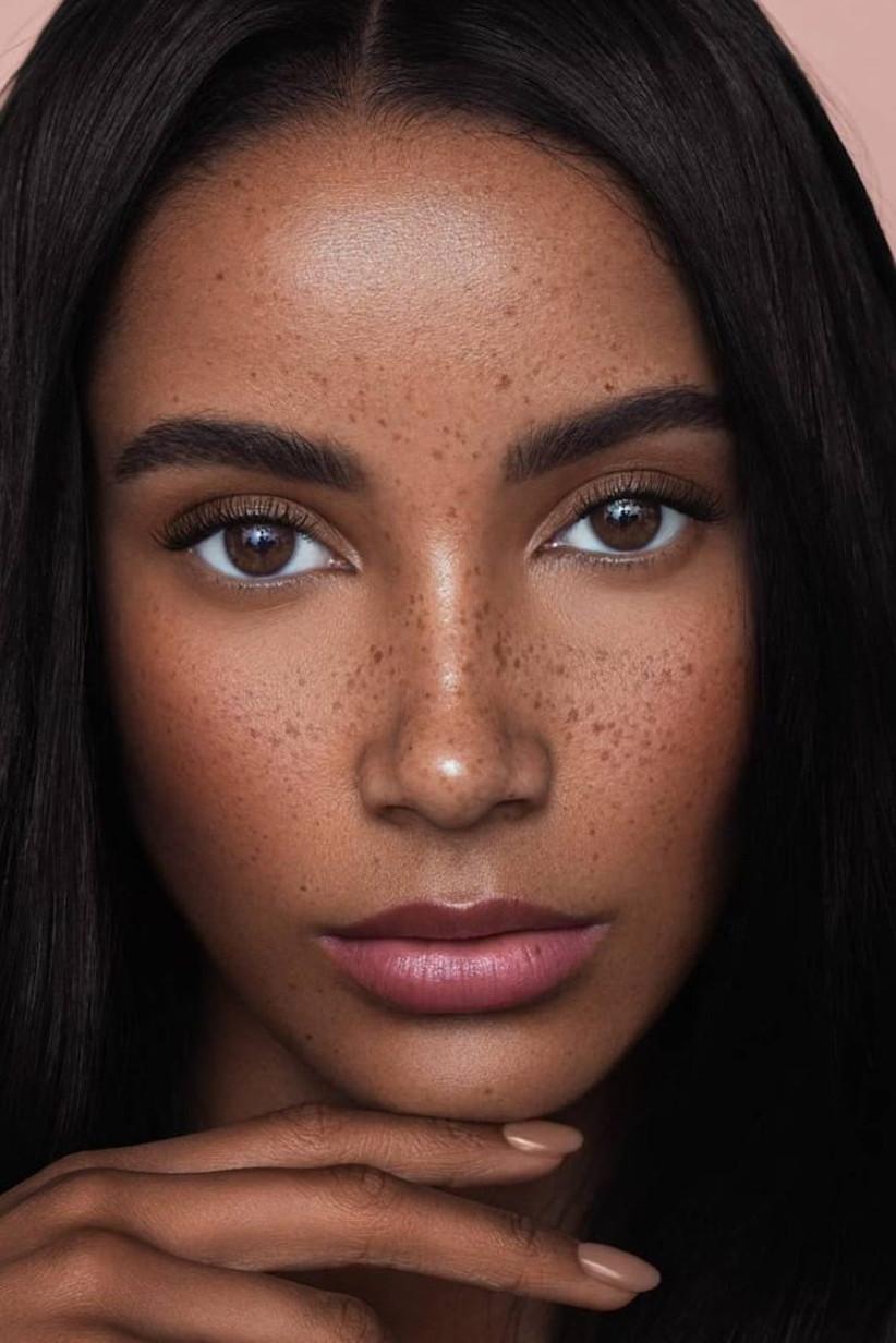 Wedding makeup ideas for Black brides 5