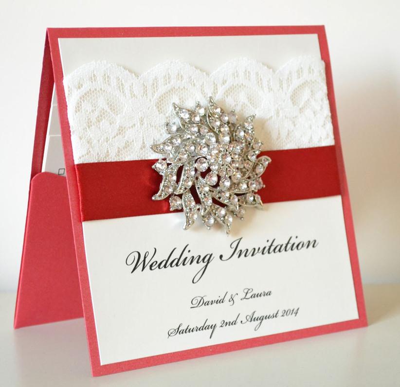 handmade-wedding-invitation-with-sparkle