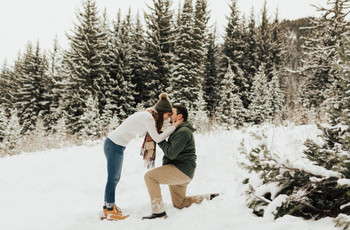 22 Seriously Romantic Outdoor Proposal Ideas