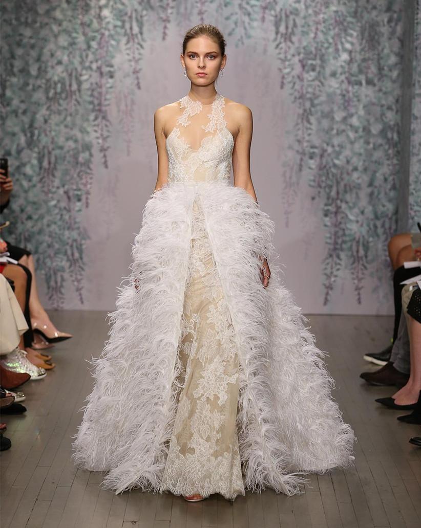 feathered-wedding-dress