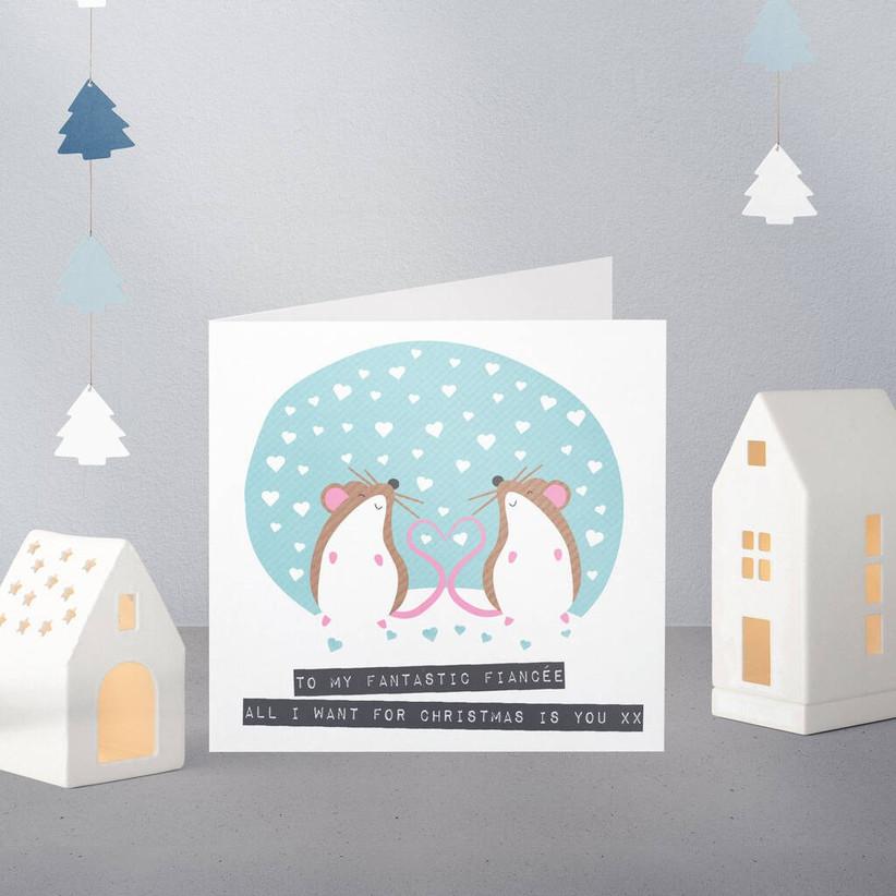 Mice card