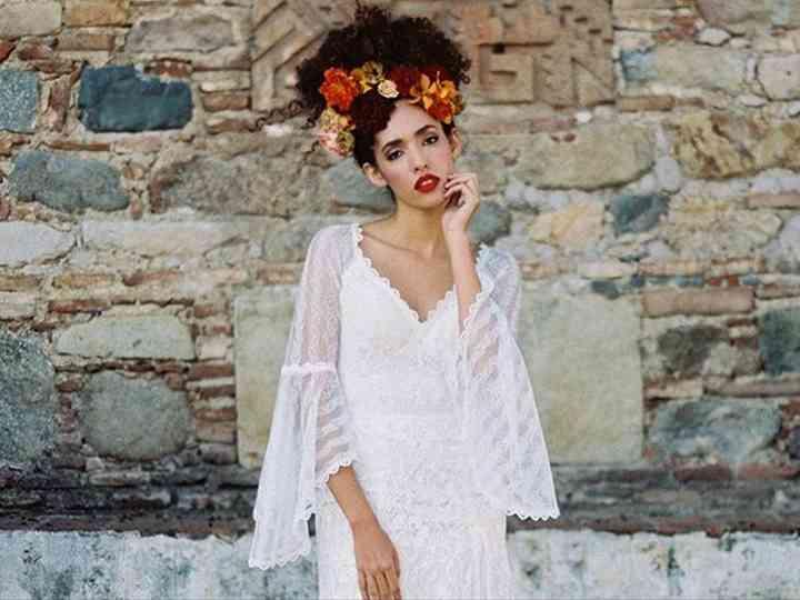 Boho Wedding Dresses The 37 Best Bohemian Wedding Dresses For 2019 Hitched Co Uk