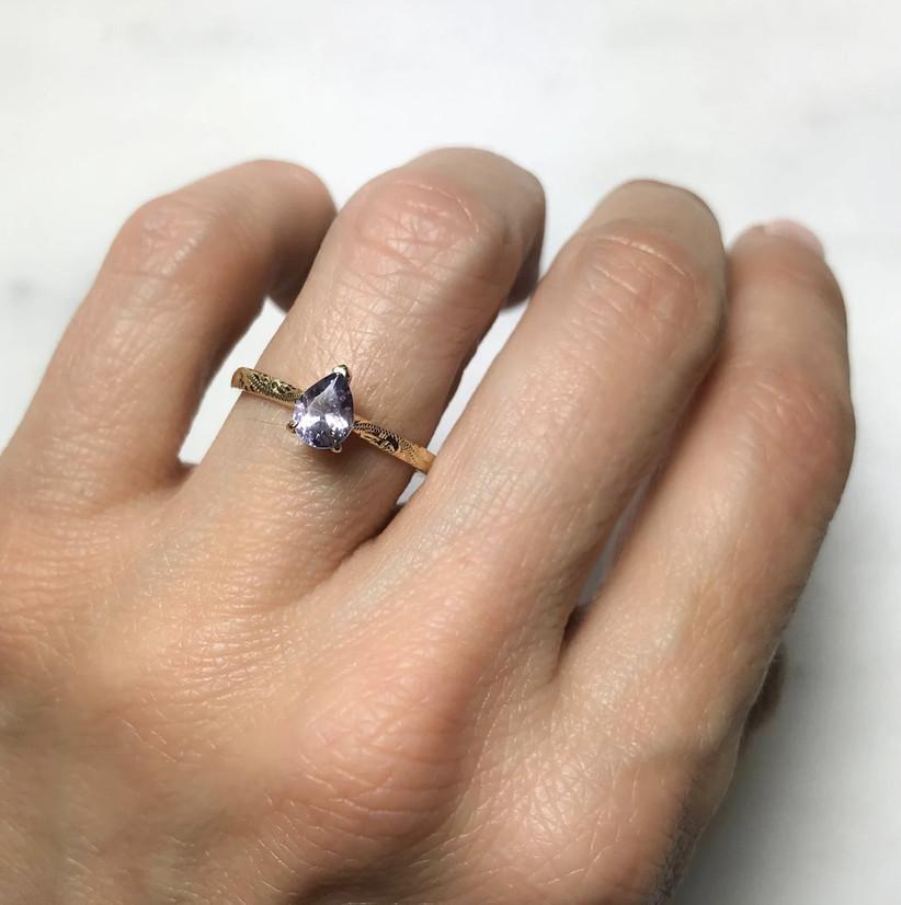 Unique engagement rings 3
