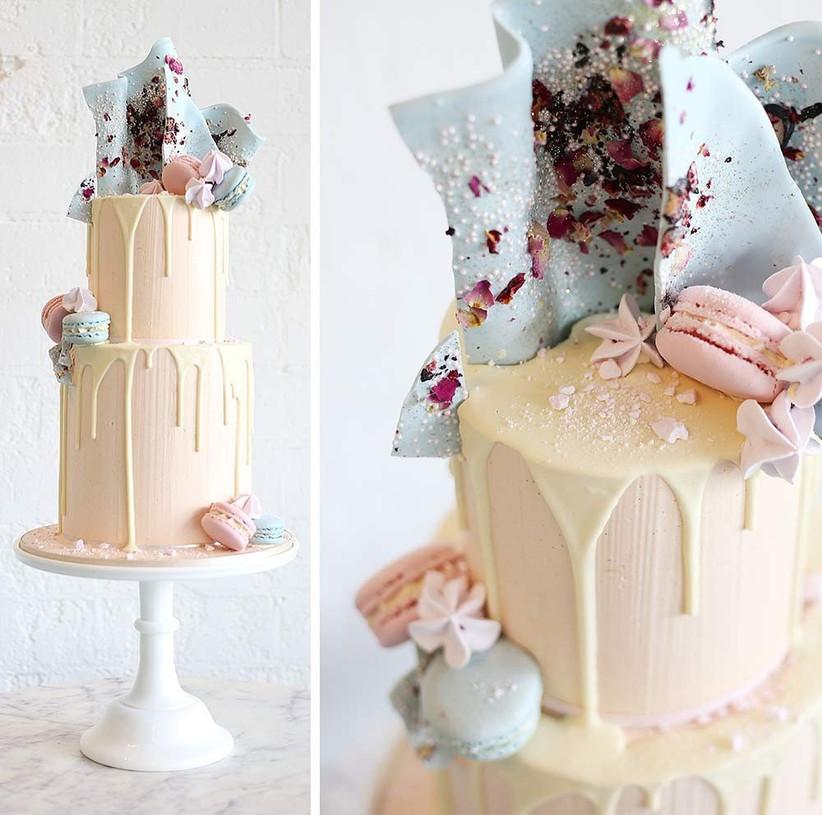 pastel-coloured-drip-wedding-cake-three-tiers
