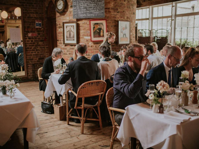 The 15 Best Restaurant Wedding Venues in London for Foodie Couples