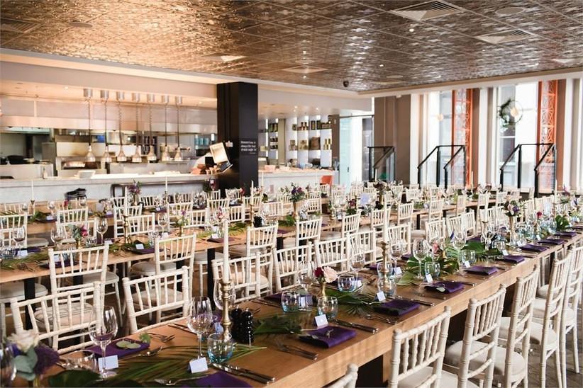 London Pub Wedding Venues The Anthologist 2