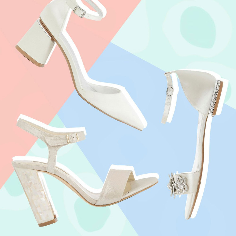 Beach Wedding Shoes: 17 Summery Styles