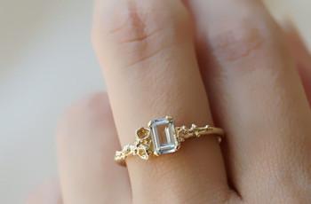 Emerald Cut Engagement Rings: 24 Beautiful Designs