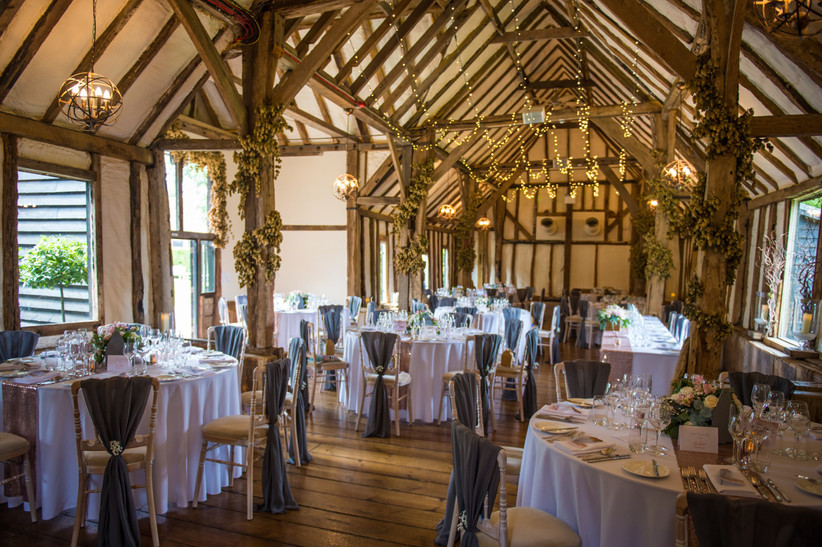 Vicky and Scott - Winters Barns