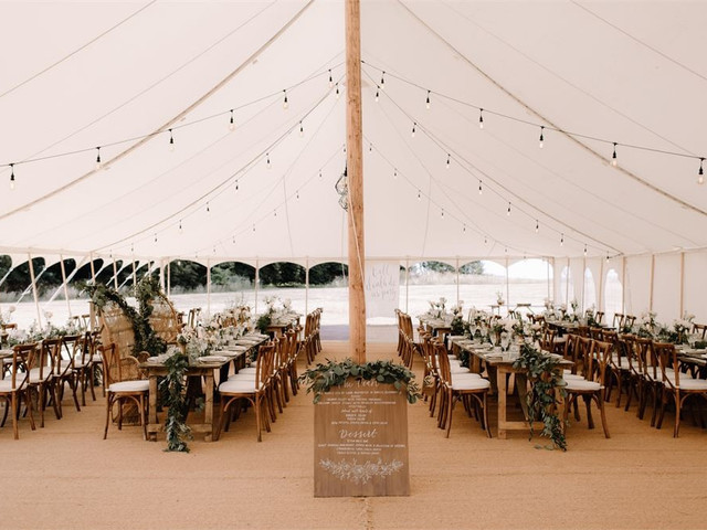21 of the Best Marquee Wedding Venues to Hire in the UK