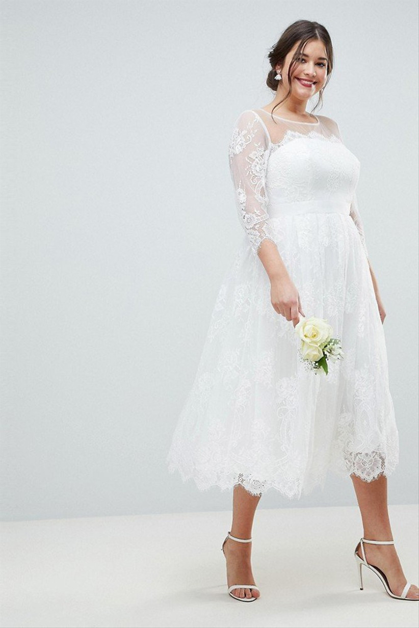 The Best Plus Size Wedding Dresses Hitched Co Uk