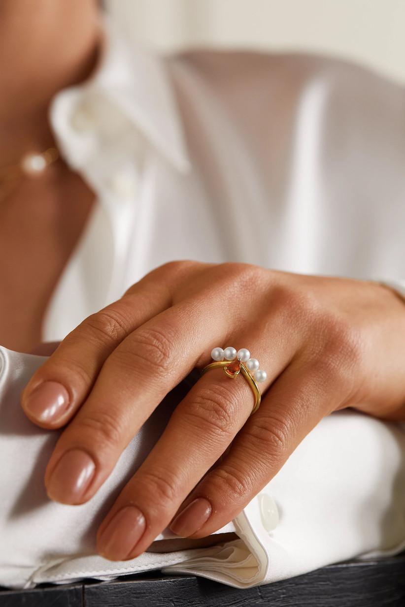 Unique engagement rings 8