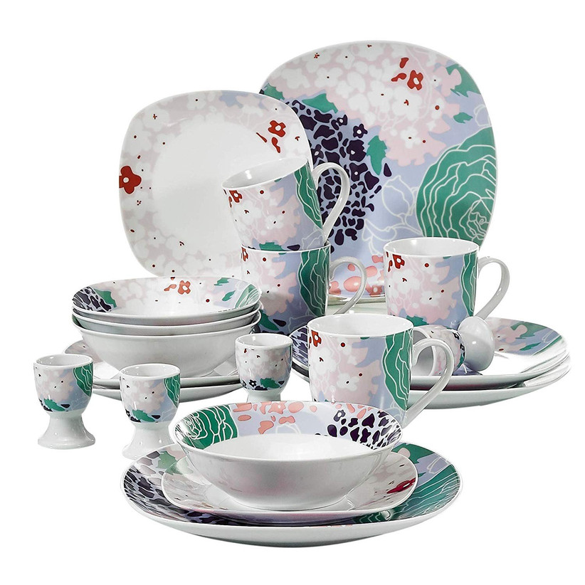 18th Anniversary Gifts Dinner Set