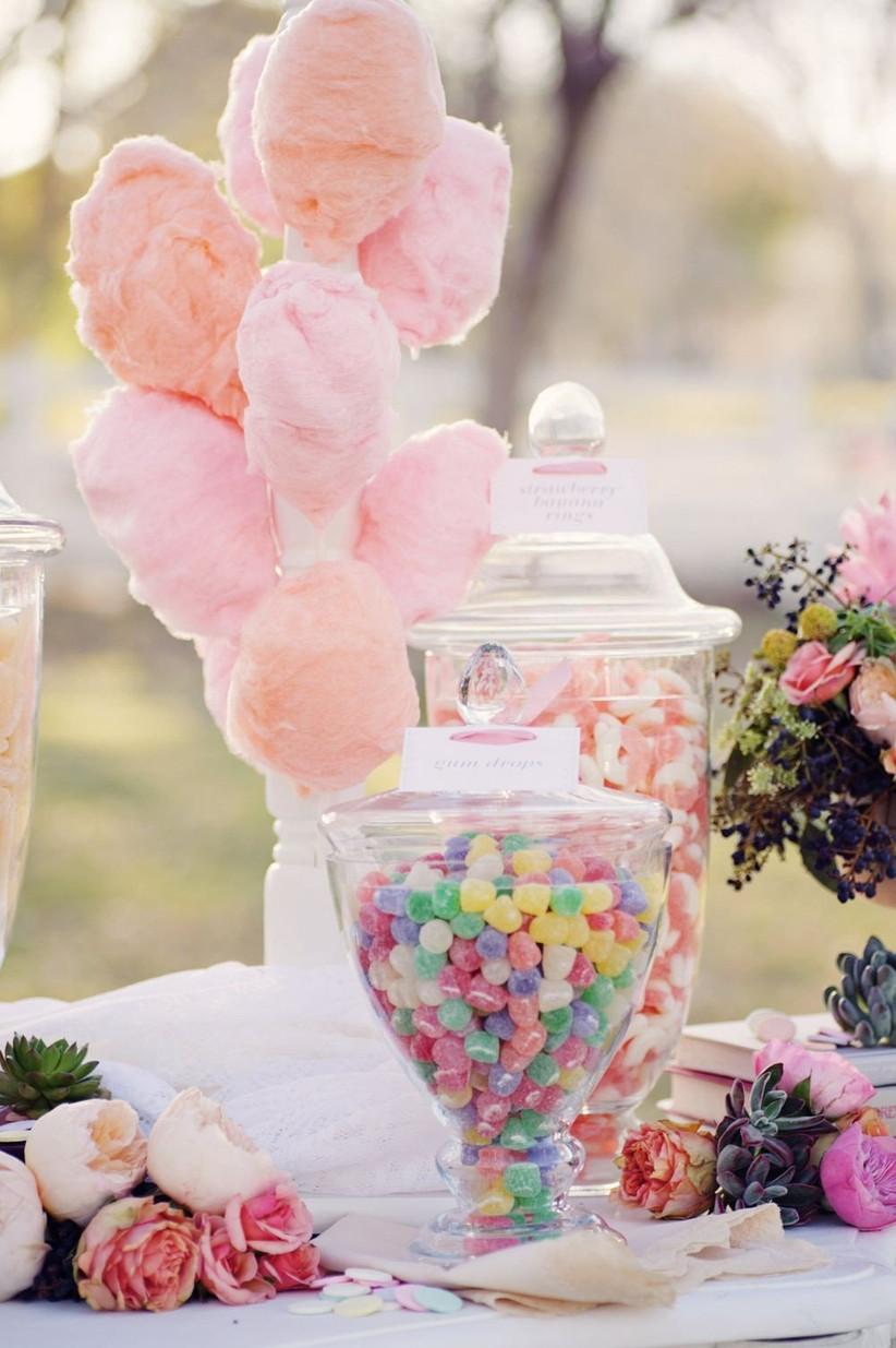 Sweet English Garden Wedding Inspiration at Floyd Lamb Park » Little Vegas Wedding