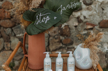 Genius Ways to Incorporate Wedding Hand Sanitiser in Your Day