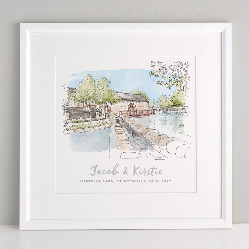 wedding-venue-print-wedding-gift-idea