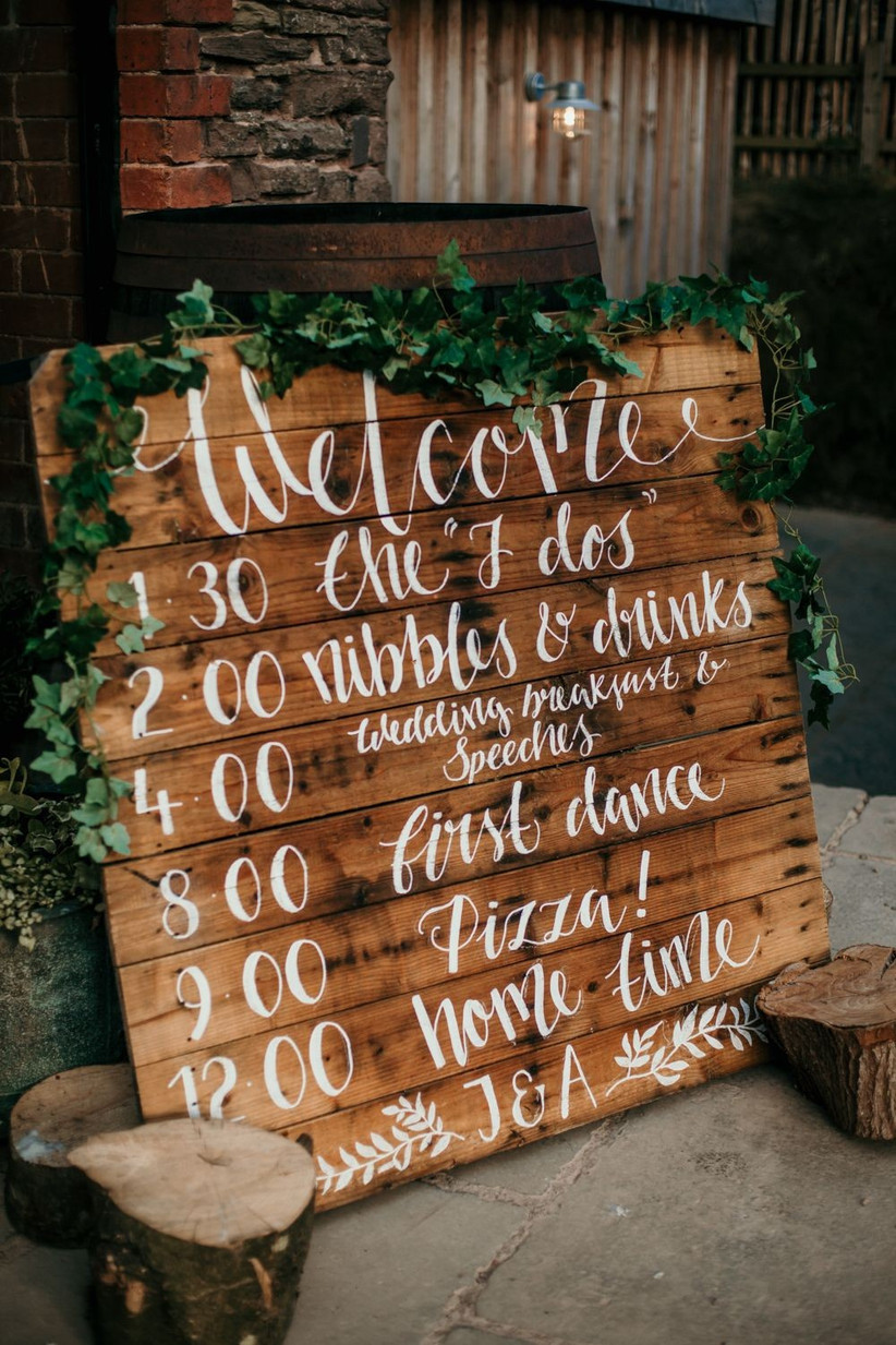How to Store Wedding Day Essentials