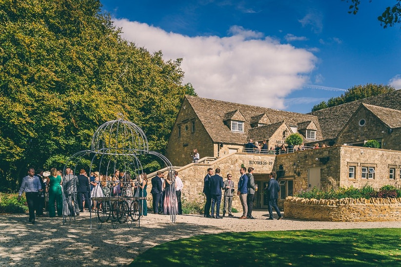 frogmill - best pub wedding venues