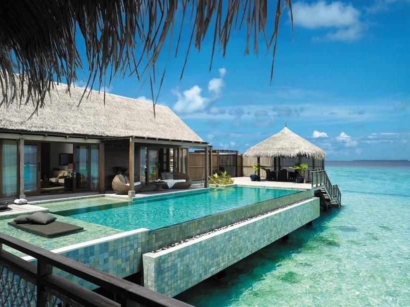 Most Popular Honeymoon Destinations Maldives Shangri La