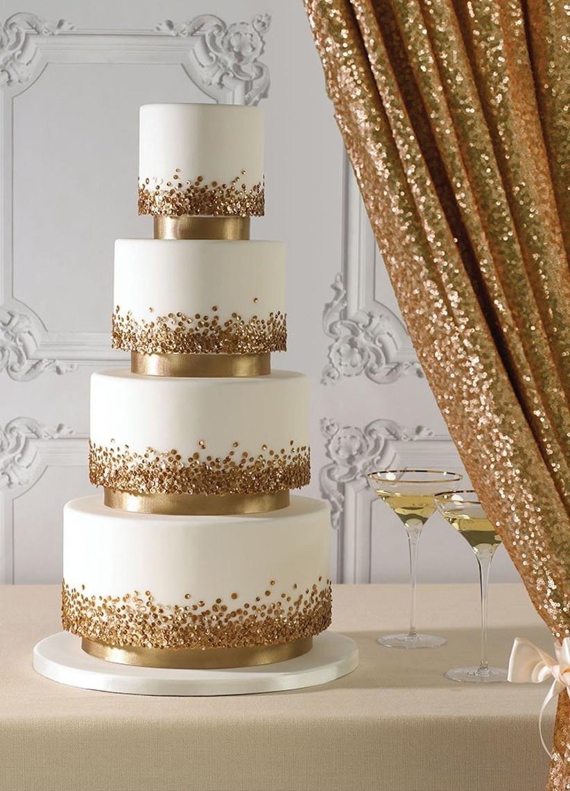 the-cake-parlour-sequin-wedding-cake