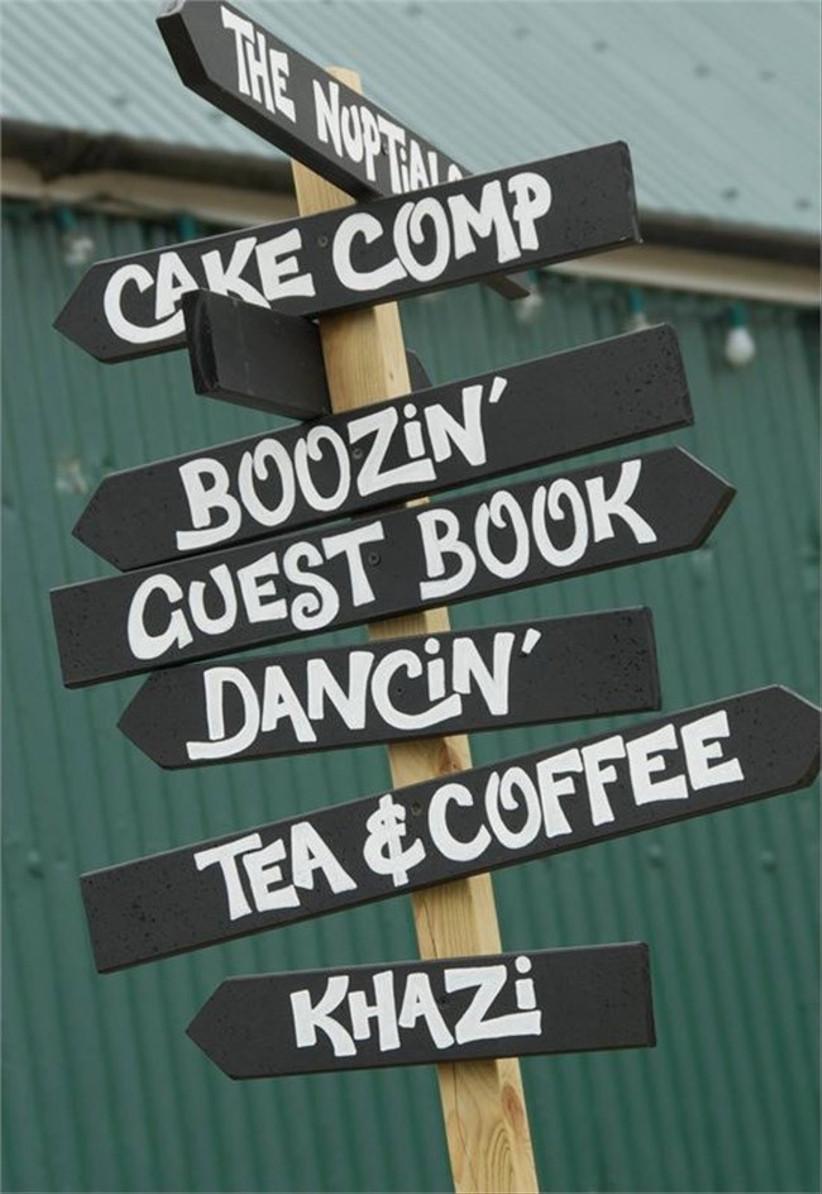 festival-wedding-signs