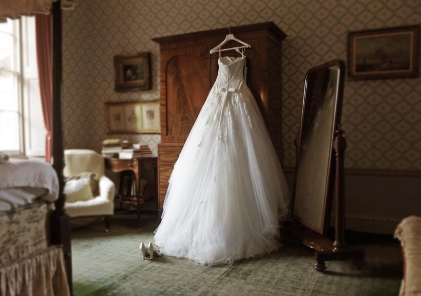 Will Coronavirus affect my wedding dress?