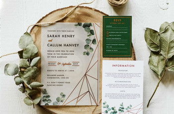 Wedding Invitation Wording: 17 Example Templates to Make Your Own
