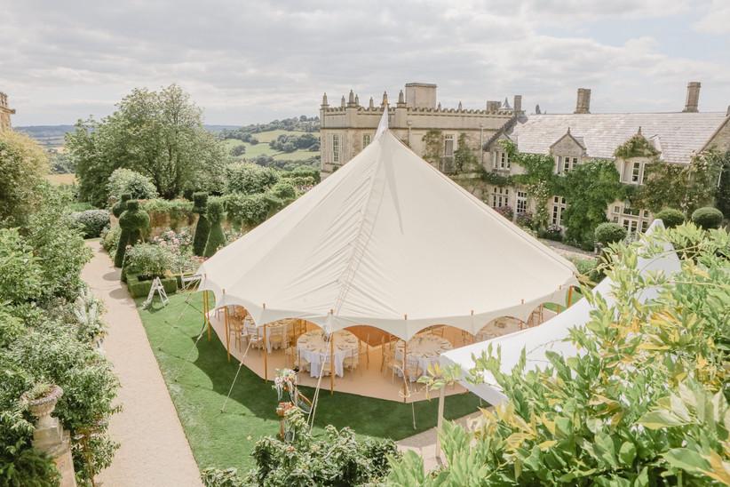 Kim and Craig - Lost Orangery at Euridge Manor Wedding