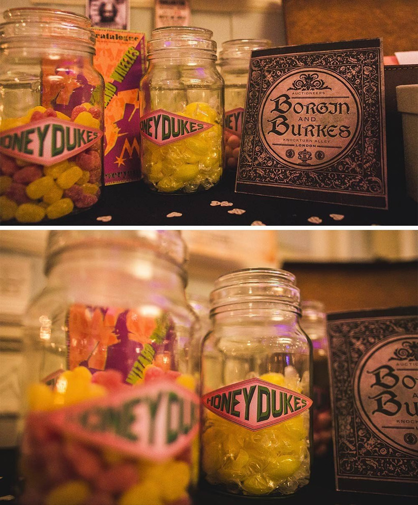 honeydukes-themed-wedding-sweet-buffet