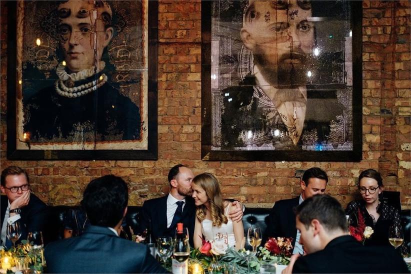 London Pub Wedding Venues Harrild and Sons 2