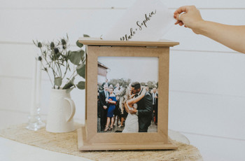 DIY Wedding Post Box Ideas: 22 Ways to Collect Your Cards in Style