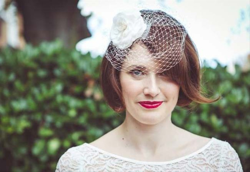 Wedding Hairstyles For Short Hair Hitched Co Uk
