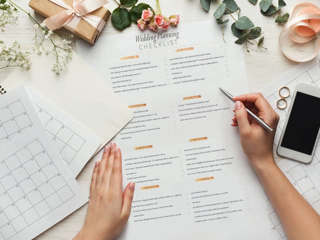 6 Essential Tools to Help You Plan the Perfect Wedding