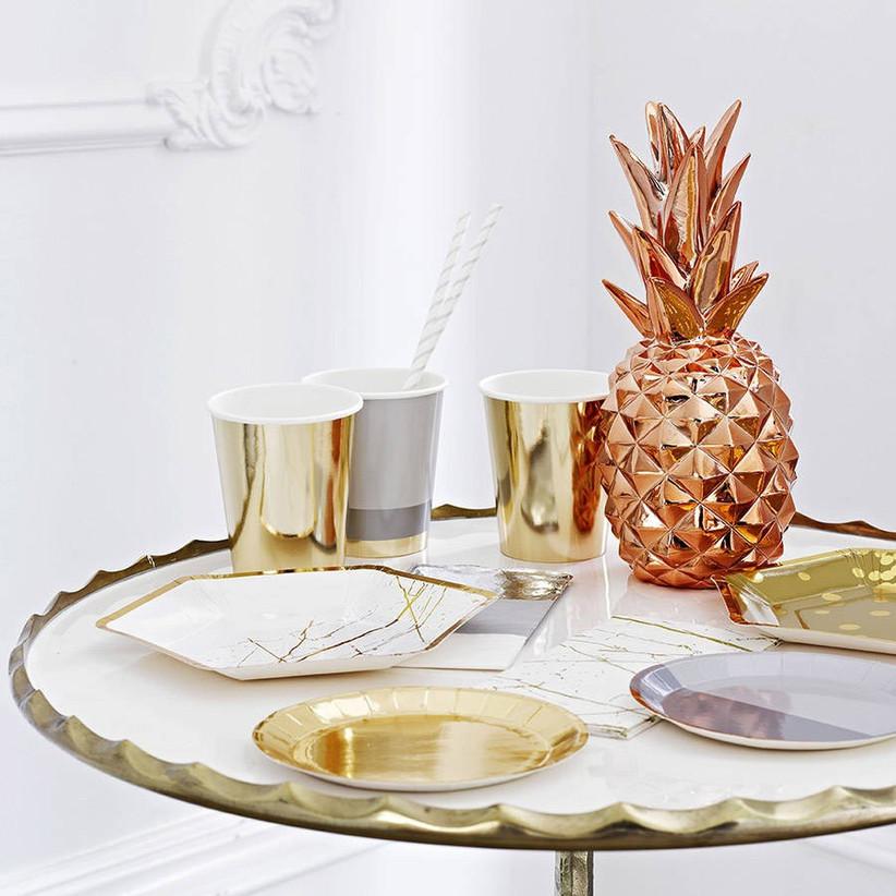 copper-pineapple-anniversary-gift