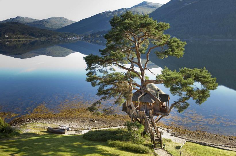 Unusual Wedding Venues in Scotland