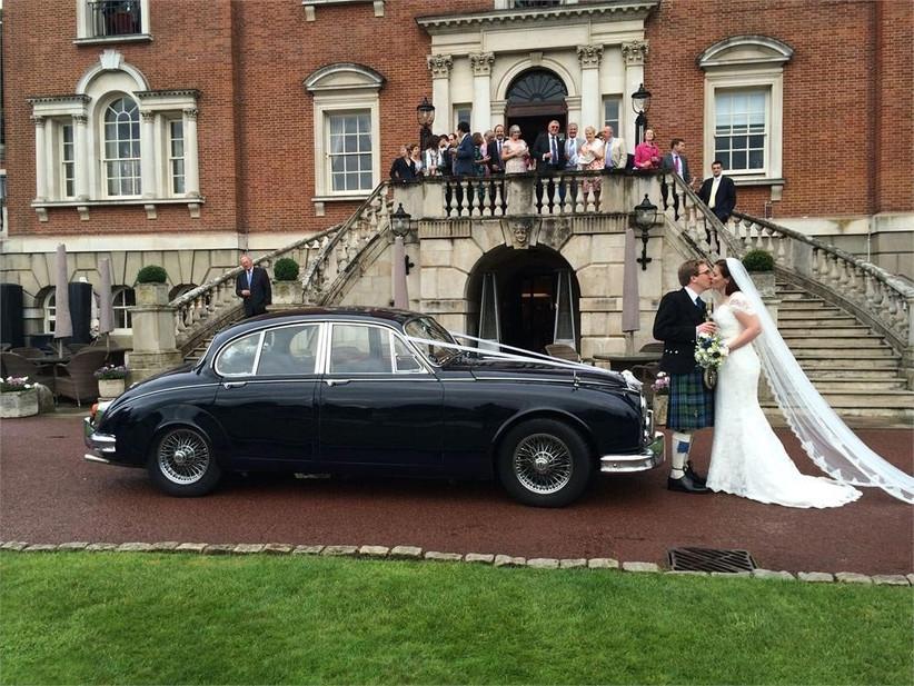 inspector-morse-style-wedding-car