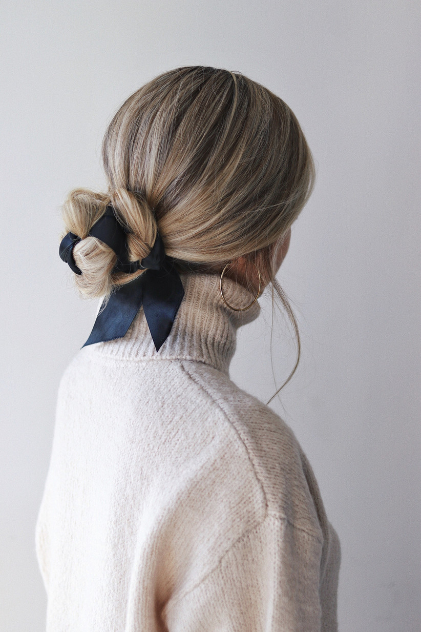 Wedding hair updo ideas 18
