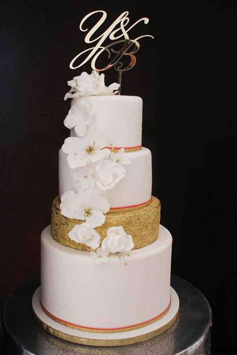 Sparkly-wedding-cakes-edible-art-cake-gold-3d7f530
