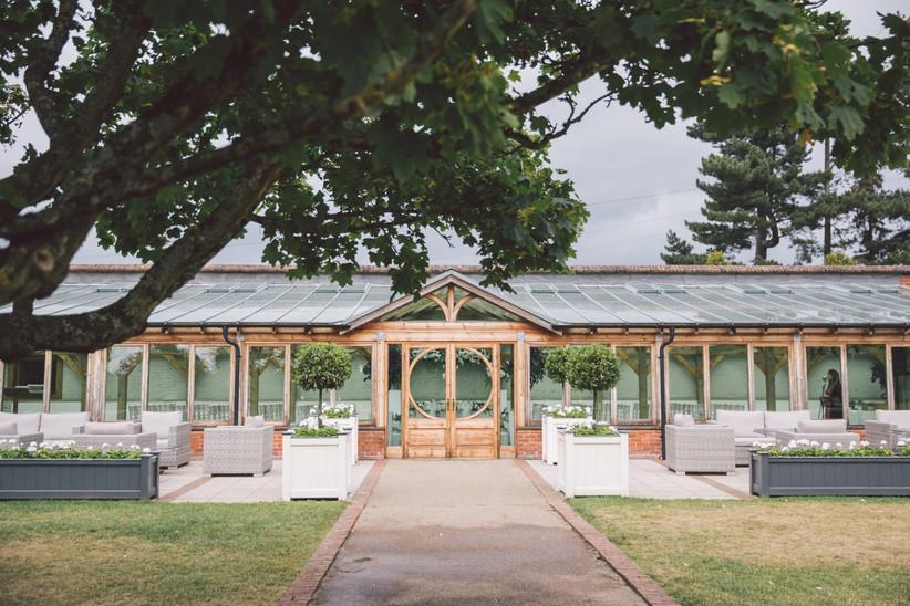 Melissa and Daniel - Gaynes Park Wedding