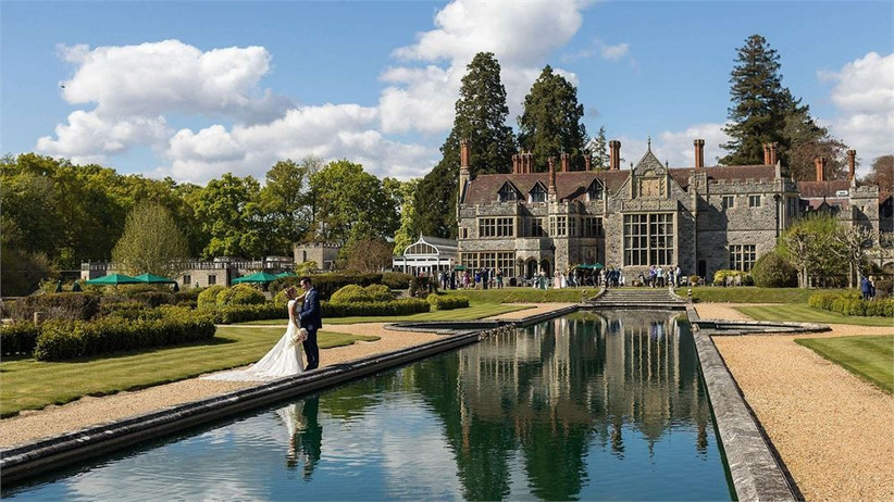 Rhinefield House Hotel Wedding Venues