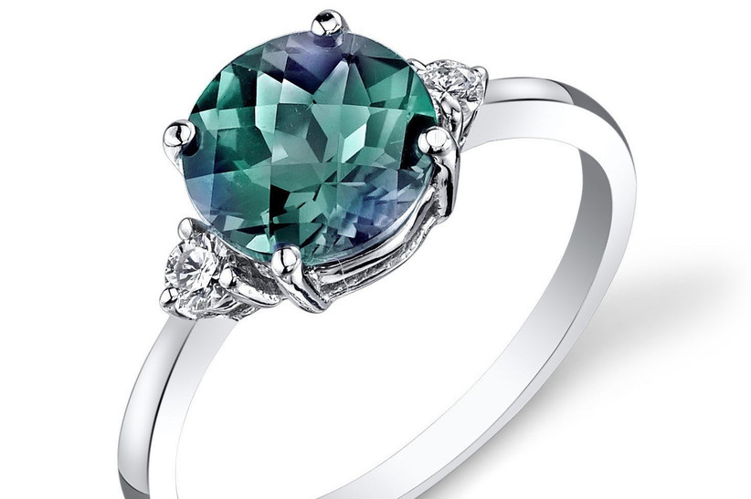 7. white-gold-engagement-rings-alexandrite-and-diamond-ring-ruby-and-oscar