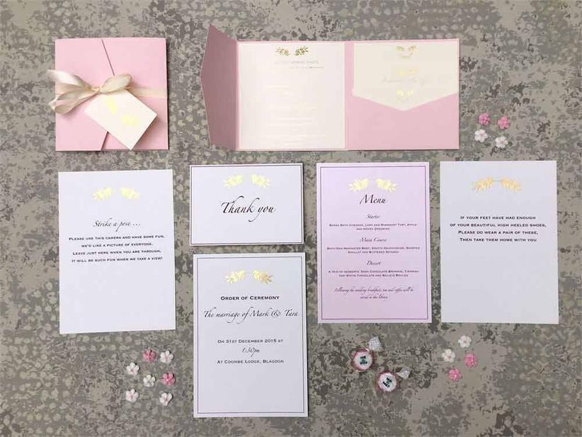 embossed-wedding-stationery