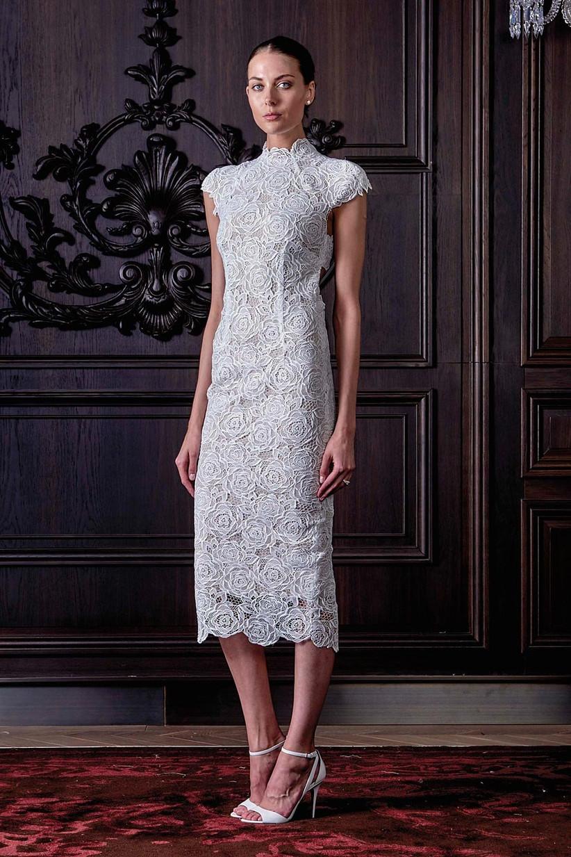 high-necked-lace-wedding-dress
