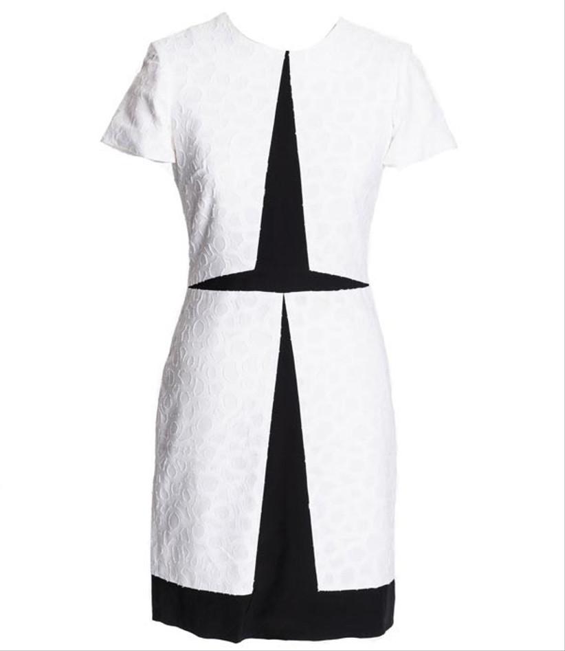 monochrome-dress