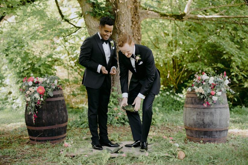 Heshan & Michael