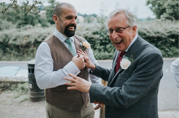Father of the Groom Duties Explained