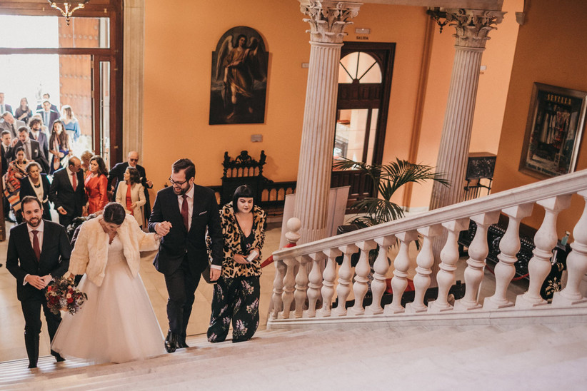 Charlotte and Antonio - Seville real wedding